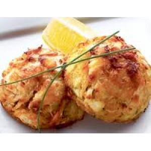 Maryland Crab Cakes 4oz
