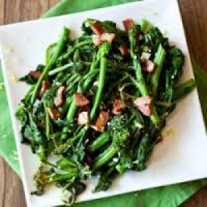 Broccoli Rabe Roasted Garlic