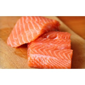 Farm Raise Salmon Fillet