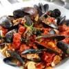 Mussels Marinara Half Tray