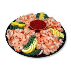 80 Piece Large Shrimp Cocktail Platter